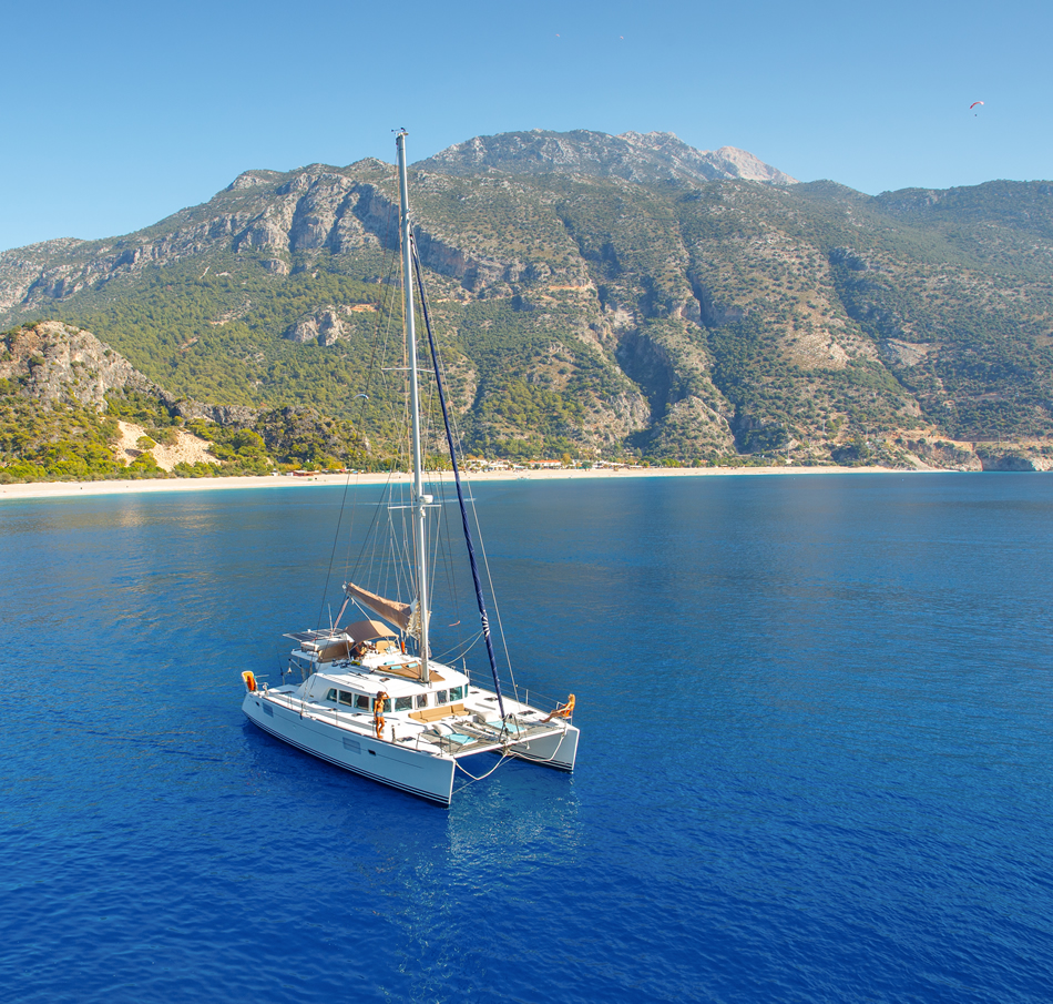 Our Catamaran Ecclesia